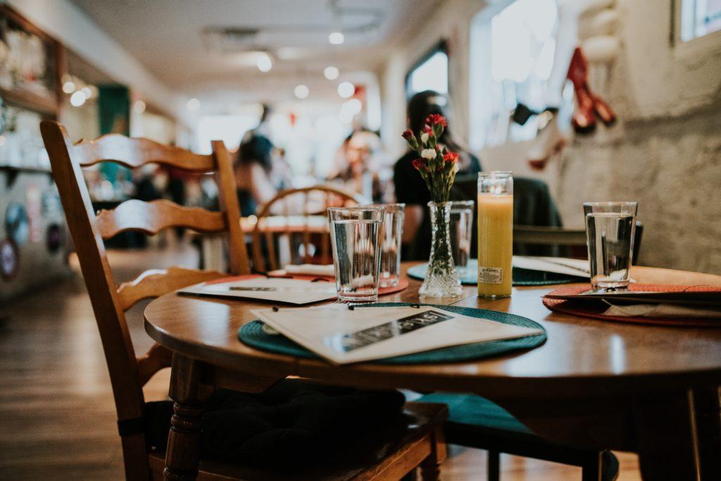 restaurant-bewirtung